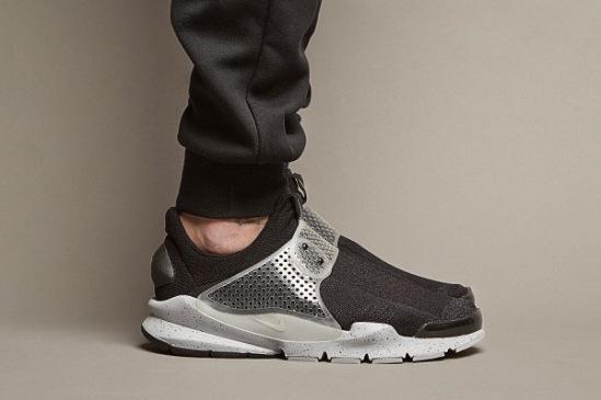 "best service 6e67a f164d Nike x Fragment Design ""Sock Dart SP Oreo"""